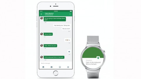 Android Wear compatibel met iPhone